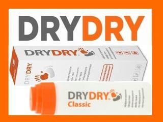 DRYDRY classic original Антиперспирант 35 ml cel mai bun pret лучшая цена в молдове доставка молдова