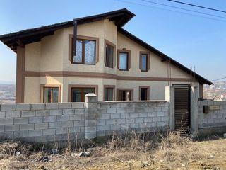 62 000 Euro. Casa 2 nivele cu garaj. Varianta albă, 222 m2, 6 Ari.Bubuieci.