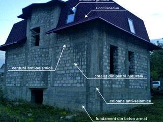 Foarte urgent ! Casa noua din cotilet, 5 minute distanta de la Chisinau