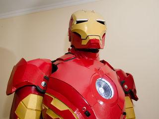 Iron Man, Omul de Oțel la petrecerea copilului tău!
