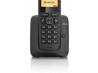 Новый беспроводной DECT телефон Gigaset A 120