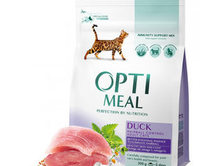 """"""" Optimeal """" - консервы и сухой корм, для Кошек .. c доставкой по Кишиневу 24/24"""