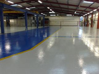 Podele din beton (toping, elicopterizate) / бетонные полы (топинг)