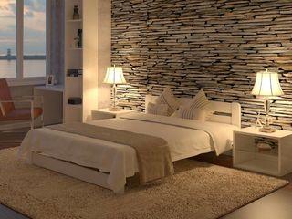 Кровать двуспальная из дерева 160х200 Массив сосны, новая 4500 lei бесплатная доставка.