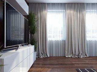 Дизайн и пошив штор + химчистка
