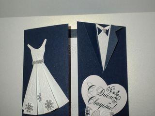 Свадебные приглашения ручной работы.Invitatii de nunta. Открытки