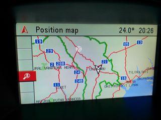 Discuri cu navigatie. Диски с навигацией Opel Astra H, Zafira B