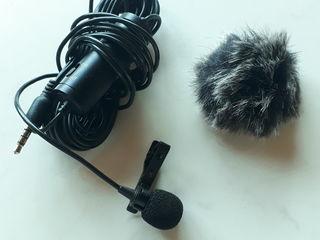Microfon Nicama Cablu 6 metri