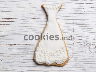 Имбирные пряники любого дизайна Biscuiti personalizate