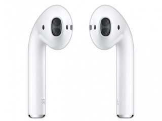 Apple airpods mmef2zm/a  wireless/ white