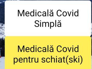 Asigurare Medicală Covid Ucraina!(Lucrăm sîmbătă/duminică)