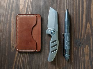 Kizer mini sheepdog S35VN