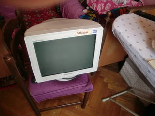 Монитор Samsung Master 797 DF Сентябрь 2004