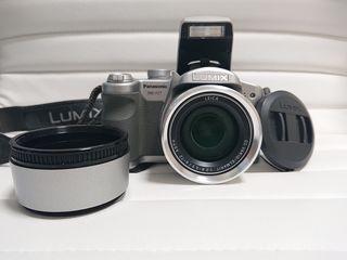Японский цифровой фотоаппарат Panasonic Lumix DMC-FZ7