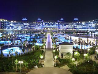 "SPO - вылет 18.09. - Анталия (Белек), отель "" Sueno Hotels Deluxe Belek 5* "" от "" Emirat Travel ""."