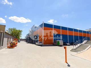 Chirie depozit, 900 mp, open space, Burebista, 3000 € !