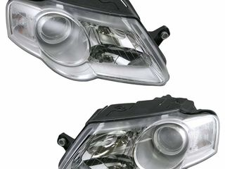 Far stanga dreapta VW Passat b6.B6 Halogen Headlight. Фара основная