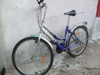 3 приличных велосипеда.