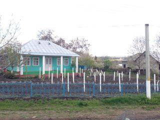 Se vinde casă, în s. Rădoaia. r-nul Sîngerei