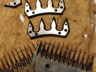 Ножи для електро машинки для стрижки овец !