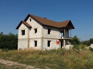 Чореску, новый дом + 6 соток 35000 Евро  ОБМЕН на квартиру в Кишиневе.