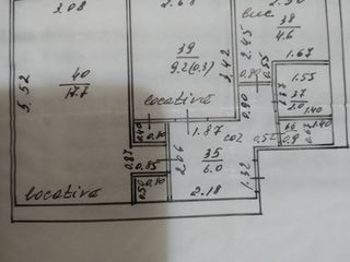 Продается 2-х комнатная квартира в каушанах