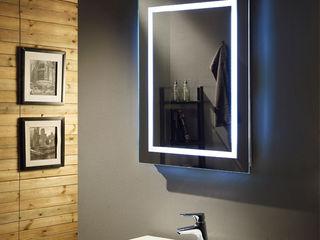 Зеркала на заказ с подсветкой