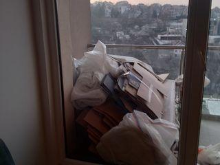 Вывоз мусора - бус, зил, камаз, контейнер, грузчики!