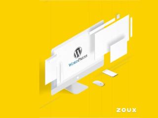 Разработка сайтов на wordpress за 250€