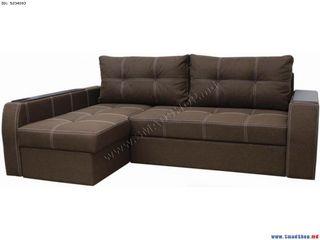 Canapea de colt. Culori diverse.