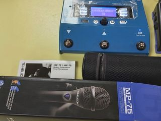 TC-Helicon MP-75, VoiceLive Play TC-Helicon, VoiceTone H1 TC Helicon