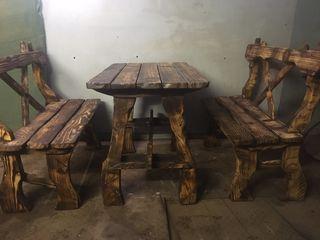 Столы с стульями!