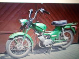 Alte mărci moped sssr