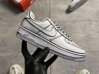 Nike Air Force 1 Cartoon White Unisex