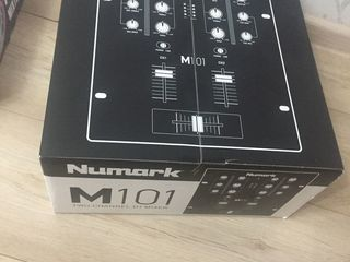Mixer 2 channel