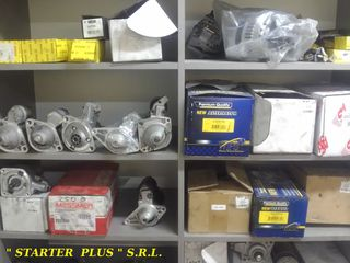 Starter , generator - reparatia +piese! Garantie! Buiucani!