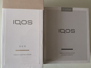 IQOS 2.4 Plus; iQos  Duo !  Nou