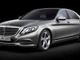 Ремонт Mercedes S-Klass W221