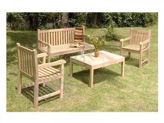 Set de mobila de grădină All Home Britani GC10, cel mai bun pret !