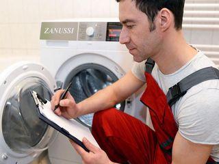 Reparații masini de spalat automate la domiciliu. Deplasare gratuita. Piese de schimb