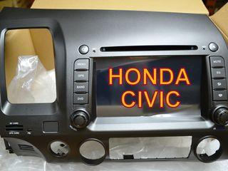 Honda Civic. DVD, GPS. Multimedia