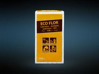 Substrat eco flor 0-5mm mix 1  la preț avantajos 250 litri