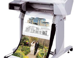 Печать документов формат А6,А5,А4,А3,А2,А1 (ч/б и цвет).Европереплет.