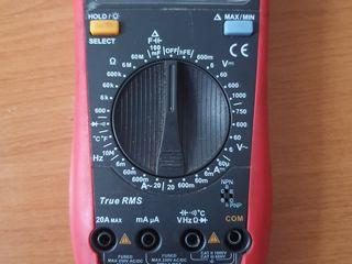 Куплю срочно мультиметр, тестер ut890c+ сгоревший