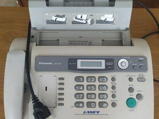 Факс лазерный в отличном состоянии. Panasonic Laser.