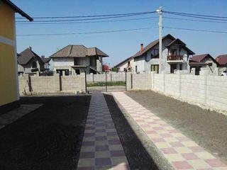 Casa noua varianta alba Bubuieci