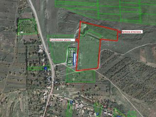 Se vând 3 hectare de pământ cu destinație specială, regiunea Călărași, Bravicea