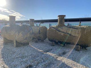 Vindem rezervoare / cisterne de mâna a doua capacitatea 5tone