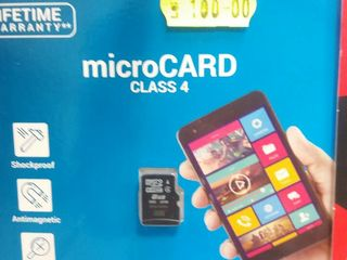 MicroSd от 8 Gb до 256Gb