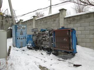 Дизельный электрогенератор 105кВт